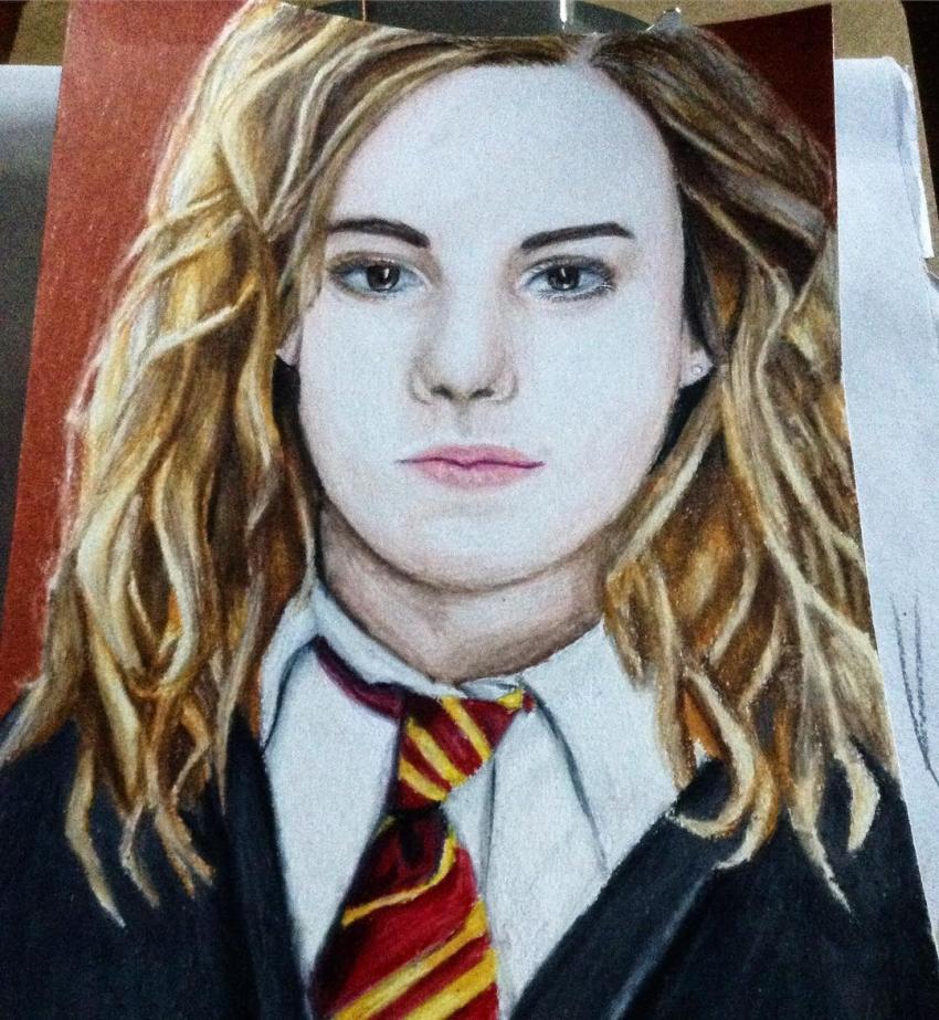 Emma Watson por Macha